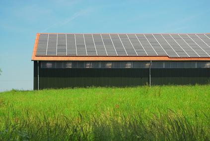 Un installation photovoltaïque