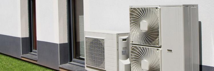 Pompe à chaleur air-air ou air-eau