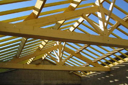 charpente construction bois