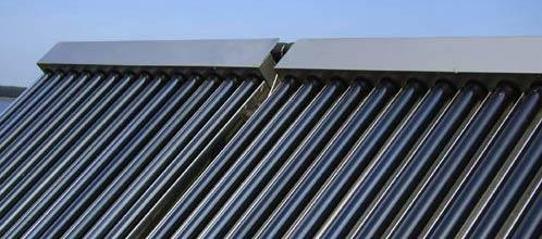 Le chauffage solaire