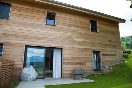 entretien d'une construction en bois