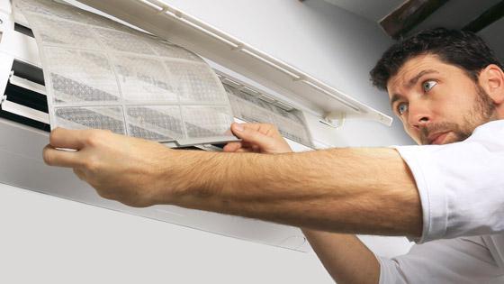 nettoyage filtre climatiseur