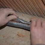 Isoler les tuyaux de chauffage